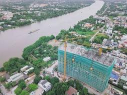 Căn 1PN view sông TP.HCM, Trả trước 480 triệu sở hữu, Tháng9/2021 bàn giao