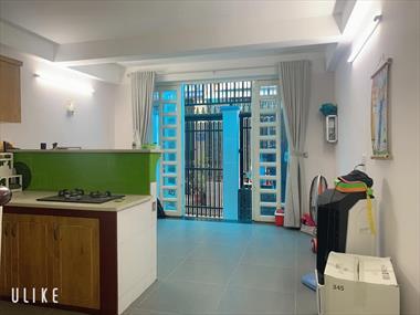 Hẻm 566 Nguyễn Thái Sơn P.5 Gò Vấp, 40m2, 4 tầng, Giá 4.4 tỷ