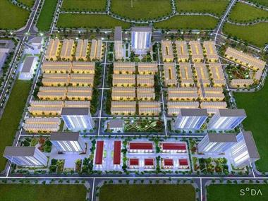 Bán nhà phố, diện tích 75 m2 chỉ 3 tỷ
