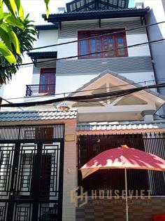 Bán nhà hẻm xe hơi đường Thái Thị Nhạn, phường 10, Tân Bình, 14.8 tỷ