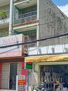 Bán nhà 4 tầng mặt tiền đường Thạch Lam, quận Tân Phú, 11.5 tỷ
