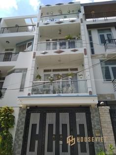 Bán nhà đường Nguyễn Văn Khối, 40m2, 4 tầng, giá chỉ 4,8 tỷ