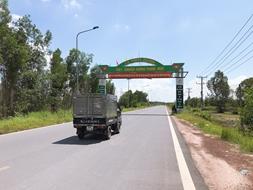 Mặt tiền Phạm Thái Bường - Phước Khánh 5000m2, mua bao nhiêu bán bấy nhiêu
