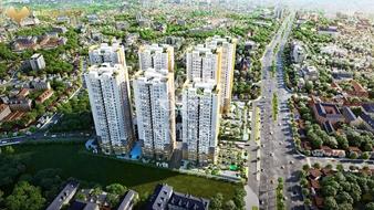 Biên Hòa Universe Complex - căn hộ thông minh cao cấp mở bán đợt 1