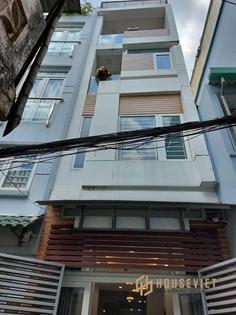 Bán gấp nhà Nguyễn Tri Phương, Q10, 4 tầng kiên cố, 57 m2, 5 PN, an ninh, sổ chuẩn, chỉ 8.2 tỷ.