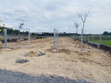 Bán nhanh 2 lô đất vườn Củ Chi giá rẻ 1000m2 1ty460, SHR rừng lô, công chứng ngay