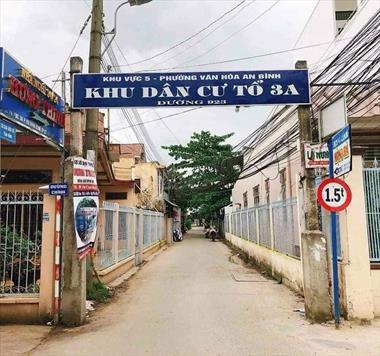Bán nhà cấp 4 khu dân cư 3A, thuộc phường An Bình Quận Ninh Kiều thành phố Cần Thơ
