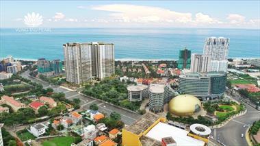 Cần sang nhượng căn hộ 1 pn tầng skybar vũng tàu pearl view hồ bơi giá 2,2 tỷ