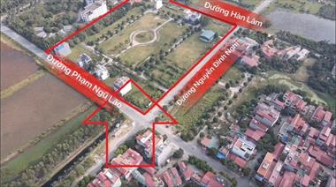 Bán đất Sơn Nam Plaza TP Hưng Yên