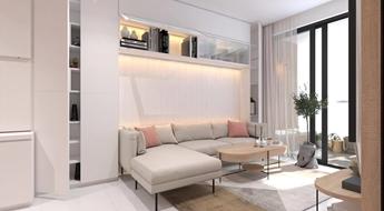 Central Premium 3PN, 98m2 tầng 19, Đông Nam view đẹp, nhận nhà ở ngay, TT 30% nhận nhà