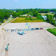 Bán đất đẹp tọa lạc ngay khu công nghiệp phước đông gò dầu tây ninh