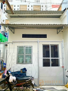 Bán nhà Hương Lộ 2, Bình Tân. DT: 5.5mx9m. 1 lửng. Giá 2 tỷ 590tr
