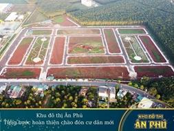 Đất xanh chính thức tung bảng hàng đợt 1 kđt ân phú với 20 nền cực đẹp
