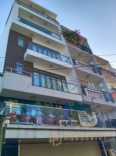 Bán nhà 5 tầng mặt tiền đường Nguyễn Chí Thanh, quận 5, 87m2, 36.5 tỷ