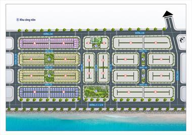 Đất nền ven biển dự án Hamubay Phan Thiết sổ đỏ lâu dài, KHÔNG BẮT BUỘC XÂY NGAY