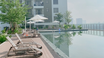 Bán căn hộ Central Premium 48m2, căn góc, giá 2,3 tỷ