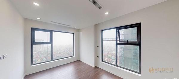 Bán chung cư cao cấp 2-3PN view Hồ Tây nhận nhà luôn, giá từ 3,4 tỷ