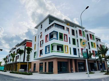 Mua shophouse ven biển Phú Quốc giá rẻ bất ngờ chỉ từ 1.9 tỷ - Sở hữu lâu dài
