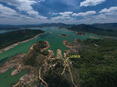 Cần bán đất mặt hồ tại đa tro, đa mi, hàm thuận bắc, bình thuận, giá đầu tư