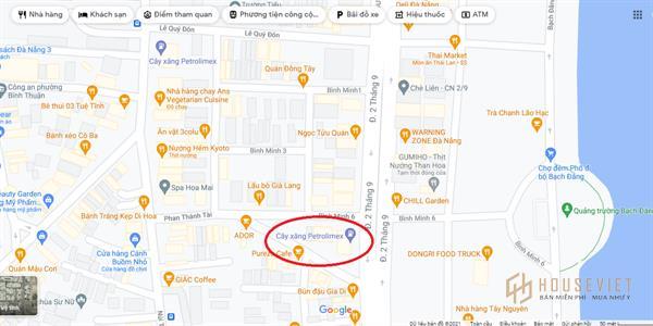 Nhà mặt phố siêu vip đường 2/9 đà nẵng giá ngân hàng siết nợ - Liên hệ Nhớ 0984.115.110