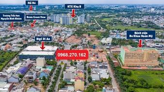 10 Suất nội bộ cuối cùng - Chỉ 1,4 tỷ sở hữu căn hộ 2PN-2WC cạnh BigC Dĩ An