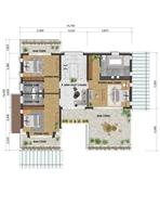 13 tỷ sở hữu ngay căn góc Special tại Xanh Villas, diện tích 350m2