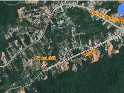 Nền 174m² ( có sẵn 60m² thổ cư) – đường cây thông ngoài – qh đất ở