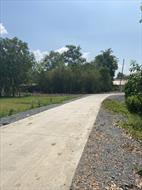 Đất vườn Củ Chi MT đường bê tông giá rẻ 566m2 1ty760 SHR sang tên công chứng ngay