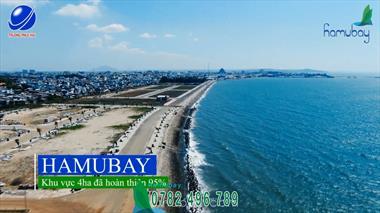 Mở bán LÔ GÓC mặt tiền biển đẹp nhất Phan Thiết