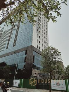 Bán căn hộ 67 Trần Phú 76m2, 2PN, view quảng trường, tầng trung, 4,7 tỷ full nội thất, ở ngay