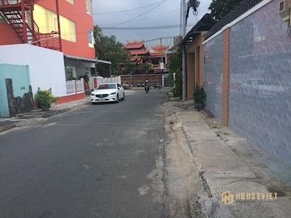 Bán nhà mặt tiền nở hậu giá tốt đường số 7, Tam Phú, Thủ Đức.