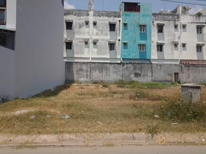 đất 6x22,5m đường 75 khu tân quy đông phường tân phong Q7. giá 17.5 ty TL