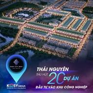 Đất nền TP Thái Nguyên Chỉ từ 12tr/m2