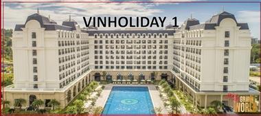 Với vốn chỉ 1,2 tỷ nhận ngay căn hộ du lịch Vinpearl Grand World Phú Quốc
