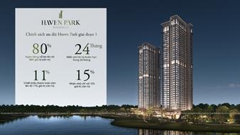 Độc quyền bán chung cư Haven Park Ecopark giá rẻ nhất liên hệ ngay để nhận ưu đãi