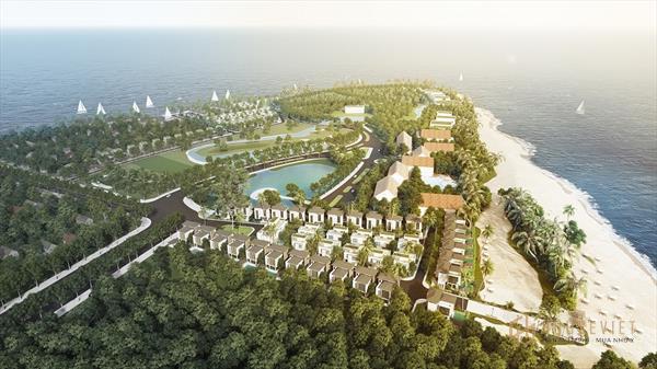 Đất nền dự án biệt thự biển La Mer bán đảo Bảo Ninh - Quảng Bình