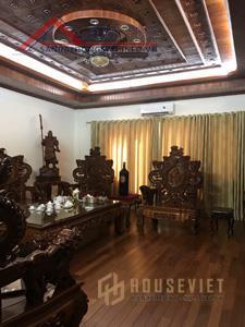 Chính chủ bán nhà khu liên cơ Võ Chí Công diện tích 122m2 MT 6m x5T giá 24.5 tỷ có thương lượng.