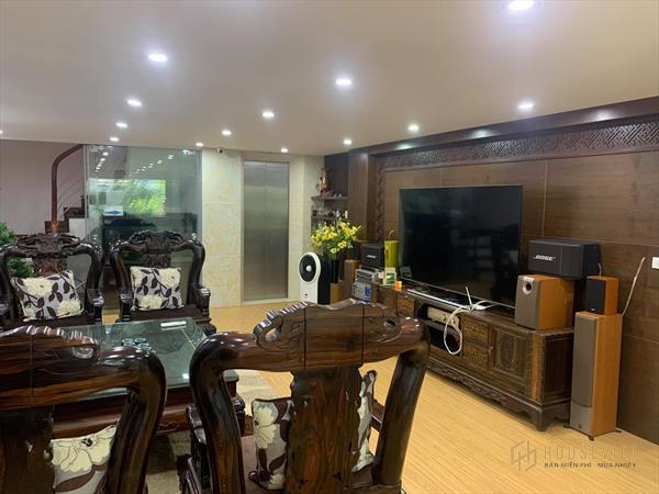 Cần bán nhà riêng Linh Đàm Hoàng Liệt khu phân lô DV 60m2*6T 10tỷ - KD-Ô Tô