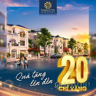 Bán Đất Nền Sân Bay Long Thành - Giá từ 18tr/m2- Dự án Century City - Chủ đầu tư Kim Oanh Group