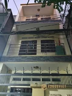 Bán nhà Bình Thạnh Giá 4Tỷ8 Đường Nguyễn Duy Phường 3 Quận Bình Thạnh