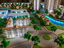 Khu đô thị hải yên villas – tp móng cái đẳng cấp biệt thự xây dựng trên địa hình không đồng cấp