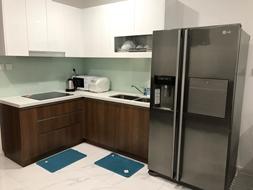 Cho thuê chung cư đẹp nằm tại vinhom hàm nghi giá rẻ giật mình diện tích 106m2, nội thất đầy đủ, gi