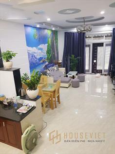 Chủ ngộp bán gấp nhà hẻm 1 trệt 2 lầu Chu Mạnh Trinh giảm còn 5,6 tỷ (Giá gốc 5,9 tỷ)