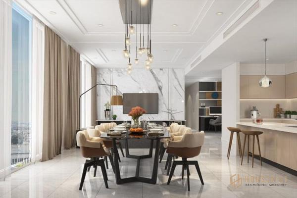 Bán căn hộ 3PN khu Sarina Sala Đại Quang Minh Quận 2, giá 11,3 tỷ