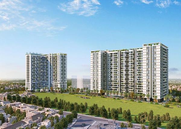 Cần bán căn hộ Novaland khu sân bay - Botanica Premier, 52m2, 1 phòng ngủ, 2.840 tỷ bao phí