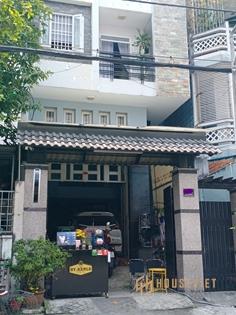Bán nhà mặt tiền đường Lê Niệm, quận Tân Phú, 120m2, 3 tầng, 13 tỷ