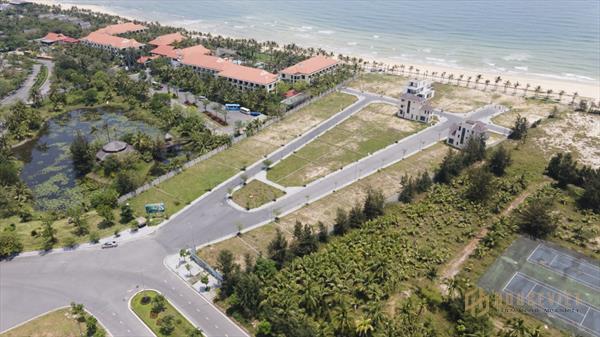 Bán đất biệt thự mặt biển Quảng Bình, Dự án Lamer