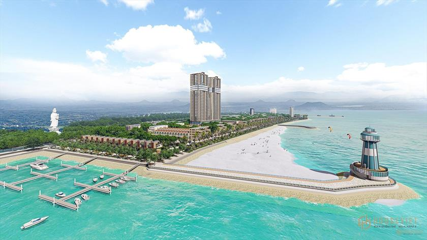 Mở bán đất nền nhà phố, biệt thự dự án Lagi New City Bình Thuận, giá gốc chủ đầu tư.