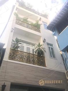 Bán nhà Quận 1 giá 9tỷ5 đường Trần Quang Khải Phường Tân Định Quận 1