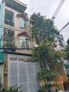 Bán nhà đường Hồ Đắc Di, phường Tây Thạnh, Tân Phú, 94m2, 4 tầng, 10.5 tỷ